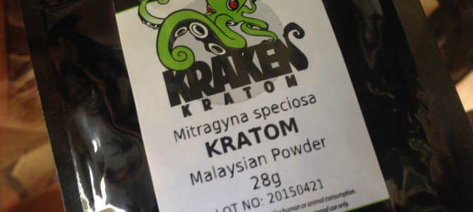Kraken Kratom Malaysian Powder Review