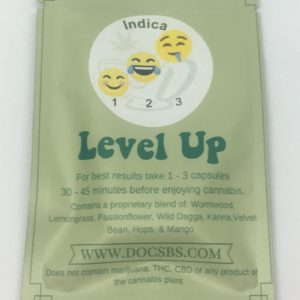 Indica Level Up (Cannabis Potentiator)