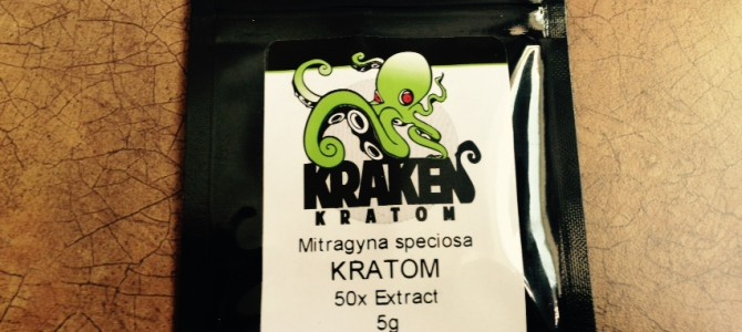 Kraken Kratom 50X Extract Review